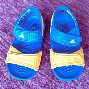 Baby Adidas sandals